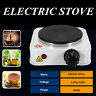 500W Electric Stove Hot Plate Burner Portable Warmer Coffee Tea Heater Cooktop