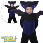 Bat Costume- Toddler Boy Outfit Halloween Fancy Dress