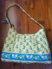 Vera Braxley Small Yellow Butterfly Floral Purse