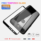 Case for Oneplus 5T Clear Transparent TPU+PC cover with Screen Protector Glass