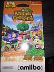 Welcome Amiibo Animal Crossing Cards Series US Admiral Rex PICK YOUR OWN!