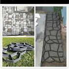 DIY Pathmate Stone Mold Paving Concrete Stepping Stone Mould Pavement Paver New image