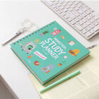 For 1 Year Monster's Study Planner Monthly Weekly Daily Academic Planner UK