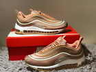 Nike Air Max 97 Ultra Rose Gold Womens Trainers All Sizes  | 917704-600 <br/> 1 st class delivery Same Day Dispatch