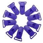 5 PCS Pacifier Dummy Clip For Boys And Girls Character Baby Dummies Holder