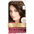 hair colour reddish brown - L'Oréal Paris Excellence Créme Permanent Hair Color