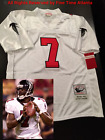 NEW Michael Vick Atlanta Falcons Men's 1997-2002 Style Road Retro Jersey Julio on eBay