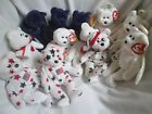 1997 Beanie Babie Collectible Bears LOT
