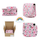 For Fujifilm Instax Mini 8 9 Film Instant Camera Carrying Case Bag Cover Shell