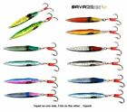New Savage Gear Squish Slow Jig Lures.. 80g and 100g (slow pitch jigging)