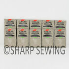 100pc 16X257LR  ORGAN LEATHER POINT NEEDLES INDUSTRIAL SEWING 16X231 16X95LR