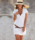 Sexy Women Summer Casual Sleeveless Evening Party  Beach Short Mini Dress