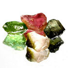 7.55 Ct. Unheated! Natural Crytal Tourmaline Rough Fancy Nigeria Free Ship!