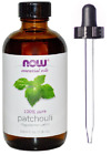 NOW Foods 4 oz Essential Oils (with Optional Glass Dropper) - FREE SHIPPING!