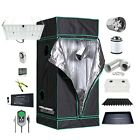 Digital Grow Indoor Grow Tent Propagation Kit Fan Carbon Filter T5 2ft 4Lamp 65K