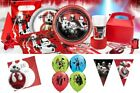 Star Wars The Last Jedi Birthday Party Tableware Decorations Boys Party £3.49 GBP