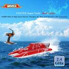 Vantex Super Yacht 1200BP 60km/h High-Speed-Elektro Fiberglas RC Boot P6M5
