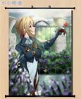 Anime Violet Evergarden Wall Picture Poster Home Scroll Decor Gift 41*56cm #VC9