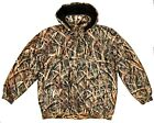 KIDS INSULATED/ WATERPROOF MOSSY OAK CAMOUFLAGE TANKER JACKET- HUNTING- CAMPING Coats & Jackets - 26346