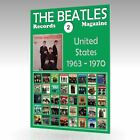 The Beatles - Records Magazine - No. 2 - United States (1963 - 1970): Full Color