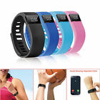 Mens Womens Watchs Sports Activity Tracker Smart Wrist Band Pedometer Bracelet