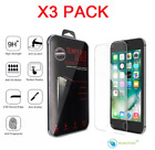 Premium Real Screen Protector Tempered Glass Film For iPhone 5 6 6S 7 8 PLUS