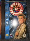 Sega CD Pick & Choose Your Game Dungeon Explorer Wheel of Fortune Double Switch