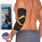 US As Seen On TV Copper Fit Elbow Sleeve Compression Sport Infused L XL Unisex