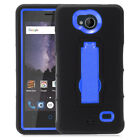 Rugged Case w/Stand Cover for ZTE Majesty Pro Tempo Z799VL Z899VL Z798BL N9131