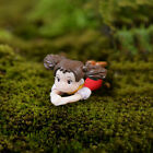 Cartoon Figur Fee Garten Miniaturen Gnome Moos Terrarien Handwerk FigurengZP