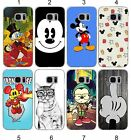 s4 mini model no - Cover case plastic michey mouse cartoons 3D for models Samsung Galaxy