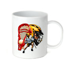 Coffee Cup Mug Travel 11 15 Oz Sports Lacrosse Equipment Collage