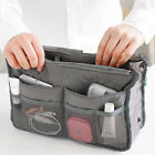 Travel Insert Organizer Handbag Purse Large liner Women Makeup Organiser Bag New
