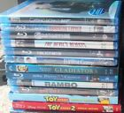 BLU-RAY MOVIES LOT You pick & choose BRAND NEW SEALED Toy Story Sin City Recut $8.0 USD