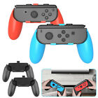 2 Pack Joy-Con Controller Grips For Nintendo Switch Kit Handle Handheld Holder