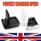 New Extra Battery Kit Charger for SAMSUNG GALAXY S2 S3 S4 S5 Note 2 3 MEGA