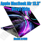 """Any 1 Vinyl Decal/Skin for Apple MacBook Air 13"""" 2012-2017 *Free US Shipping*"""