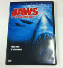 Michael Caine JAWS: THE REVENGE Widescreen LIKE NEW DVD Played Only ONCE