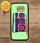 Boombox Bright Phone Case for iPhone Galaxy 5 6 7 8 9 X XS Max XR