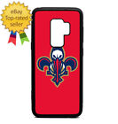 New Orleans Pelicans Red Phone Case Galaxy S Note Edge iPhone 5 6 7 8 9 X +