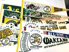 U Pick Vintage 12x30 Oakland Athletics Pennant  (.99 Ship on 2nd - Ships Flat ) on Ebay