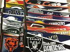 U Pick New 12x30 NFL Team Pennant (.99 Ship on 2nd) Bears Chargers, 49ers $9.23 USD on eBay