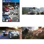 The Crew - PlayStation 4 Ps4 Games Sony Brand New Factory Sealed Kids Family Fun