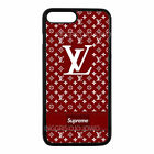 NEW RARE!!! Case For iPhone X 7+ 7 6s red Louis67 vuitton2017 Cell Phone Covers
