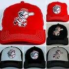 Cincinnati Reds Retro Snapback Cap ~Hat ~Vintage MLB Patch Logo ~3 Colors ~New