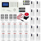 F04 IOS/Android APP GSM PSTN Wireless House Home Security Alarm Burglar System