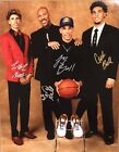 PROOF! BIG BALLER BRAND!! LONZO LAVAR LAMELO GELO BALL Signed Autographed 11x14