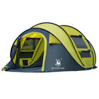 Outdoor Instant Pop Up Tent 4-5 Person Family Portable Waterproof Camping Tent