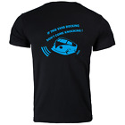 VW Volkswagen Camper Funny T Shirt If This Vans Rocking Don't Come Knocking Tee
