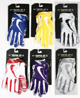 NIKE VAPOR JET 4 YOUTH FOOTBALL GLOVES MAGNIGRIP GF0574 BOY GLOVES SZ S,M,L,XL
